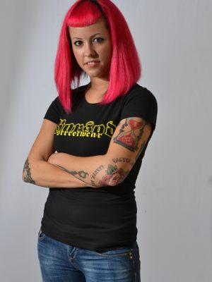BSW női póló elől